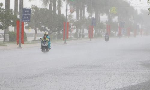 Mưa lớn, cảnh báo sạt lở đất ở Hòa Bình, Sơn La, Lạng Sơn, Yên Bái