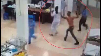Vụ nhân viên y tế bị đâm khi cấp cứu, Bệnh viện đang phối hợp với công an làm rõ