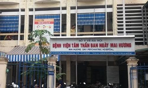 Lý giải việc Bệnh viện Tâm thần ban ngày Mai Hương cơ sở 2 chậm triển khai