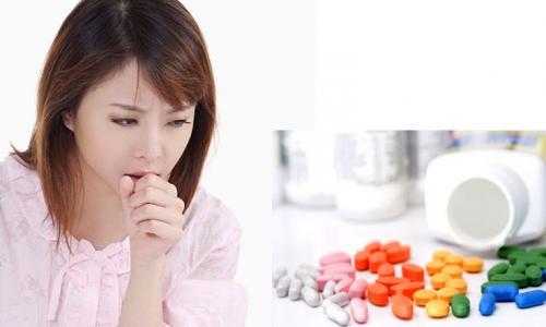 Sử dụng thuốc ho cần lưu ý gì?