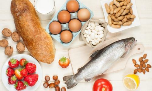 Dị ứng thực phẩm ở người cao tuổi