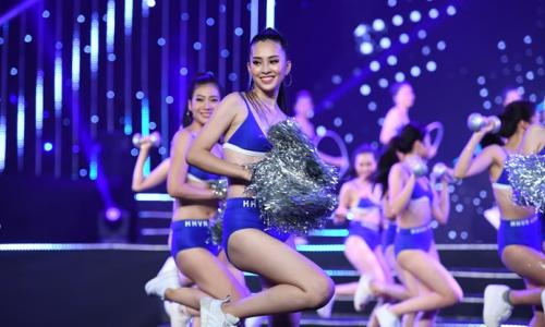 Top 3 Người đẹp thể thao của Hoa hậu Việt Nam 2018