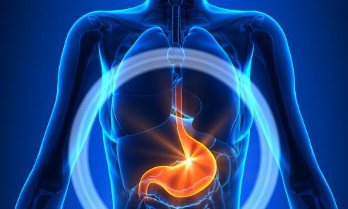 Bệnh dạ dày với helicobacter pylori dương tính