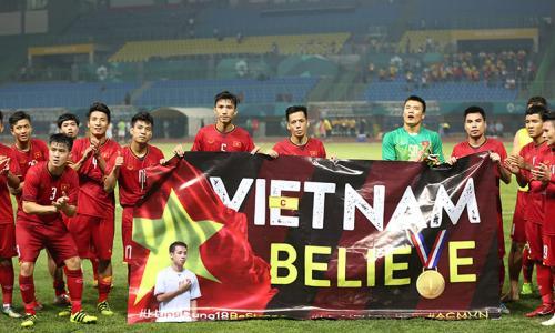 Đội tuyển Olympic Việt Nam có viết tiếp lịch sử của bóng đá Việt?
