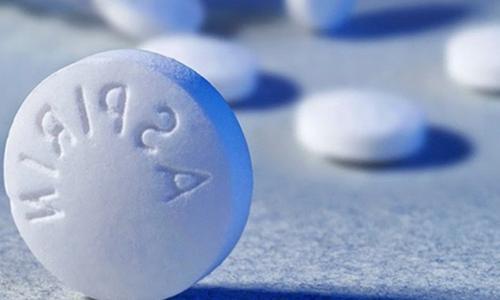Giảm tác dụng phụ khi dùng aspirin