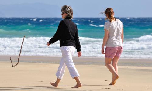 10 lợi ích sức khỏe tuyệt vời của việc đi bộ