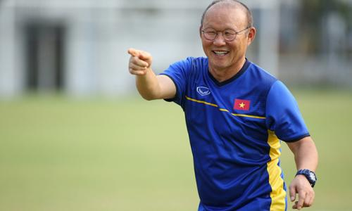 Trước giờ bóng lăn: Thầy trò Huấn luyện viên Park Hang Seo đang có gì?