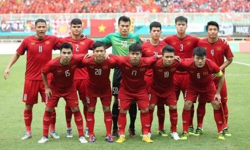 Tự hào tuyển Olympic Việt Nam