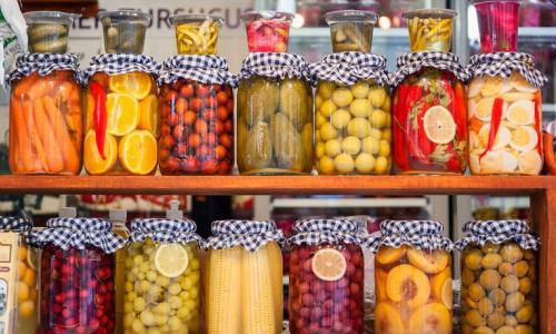 Những tác dụng tốt cho sức khỏe của thực phẩm lên men