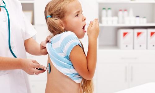 Viêm đường hô hấp kèm theo ho ở trẻ thời điểm giao mùa