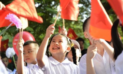 Ngày mai, cả nước khai giảng năm học mới trong tiết trời nắng, ít mưa