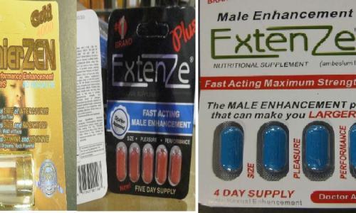 Lại phát hiện thêm sản phẩm giảm béo, tăng cường tình dục chứa chất ẩn gây hại