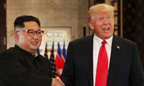 Bước lùi trong vấn đề Triều Tiên