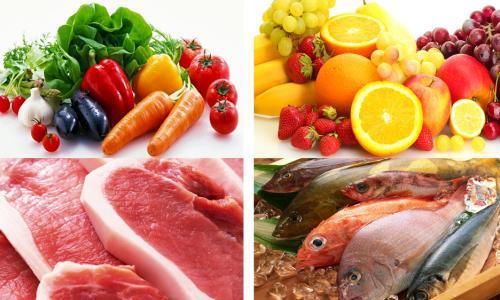 Bảo vệ sức khỏe từ lựa chọn thức ăn