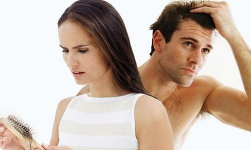 Dịch thuốc trị liệu rụng tóc