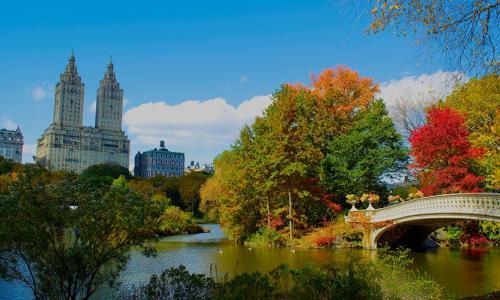 Những thành phố có mùa thu đẹp nhất thế giới