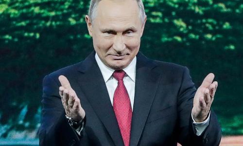 Bí quyết tràn đầy năng lượng ở tuổi 66 của Tổng thống Nga Putin