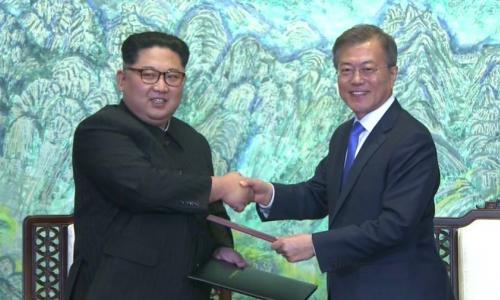 Sau 10 năm, Hàn Quốc và Triều Tiên lần đầu tiên đàm phán quân sự