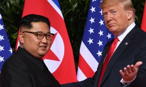 Ông Kim Jong-un tin tưởng Triều Tiên và Mỹ sớm hoàn thành phi hạt nhân hóa