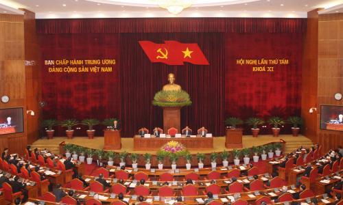 Bộ Chính trị họp về các đề án chuẩn bị trình Hội nghị TW 8 khóa XII