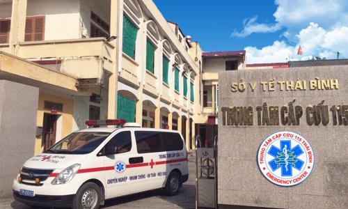 """""""Lùm xùm"""" ở Trung tâm Cấp cứu 115 Thái Bình: Giám đốc Trung tâm nói gì?"""