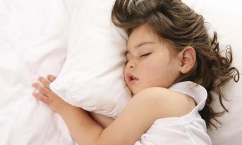 Trẻ ngủ ngáy có nguy hiểm?