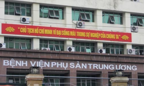 Bộ Y tế bổ nhiệm PGS.TS Trần Danh Cường giữ chức Giám đốc Bệnh viện Phụ sản TW