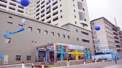 Gần 20 trẻ nhiễm virus hợp bào hô hấp phải nhập viện Nhi Trung ương