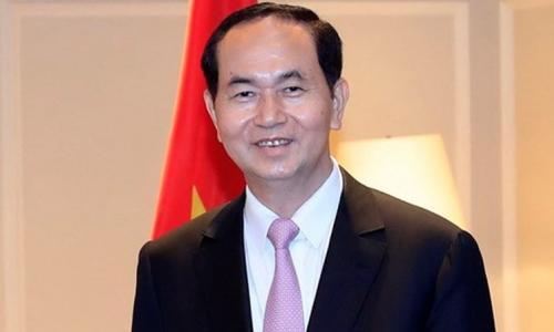 Thế giới chia buồn về sự ra đi của Chủ tịch nước Trần Đại Quang