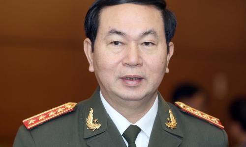 Xúc động lời ghi sổ tang viếng Chủ tịch nước Trần Đại Quang