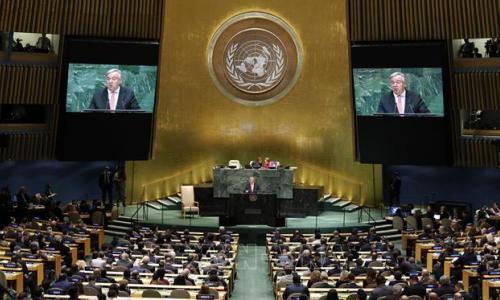 """Khai mạc phiên họp Đại hội đồng LHQ khóa 73: Nhiều vấn đề """"nóng"""" chờ được giải quyết"""