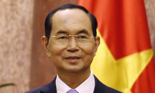 Trực tiếp: Lễ an táng Chủ tịch nước Trần Đại Quang