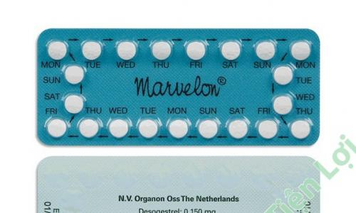 Dời ngày hành kinh theo ý muốn bằng thuốc ngừa thai Mervelon
