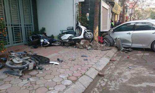 Cứu nam thanh niên 18 tuổi bị vỡ gan do tai nạn giao thông
