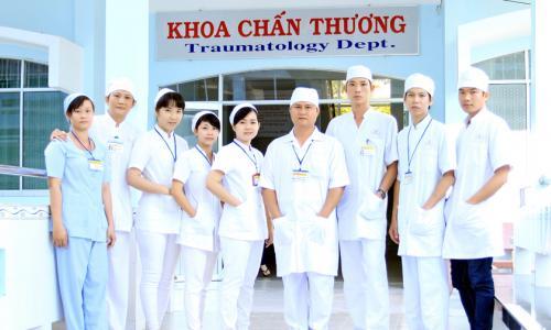 Bệnh viện Việt Đức hỗ trợ tuyến dưới nhiều kỹ thuật chấn thương chỉnh hình khó