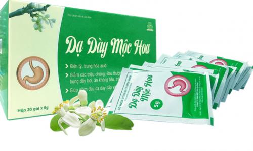 Người tiêu dùng không nên mua Dạ Dày Mộc Hoa quảng cáo trên website http://chuyengiadaday.com