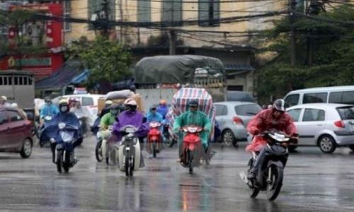 Dự báo thời tiết Hà Nội: trời nắng rát, chuẩn bị đón không khí lạnh gây mưa vào ngày 9/10