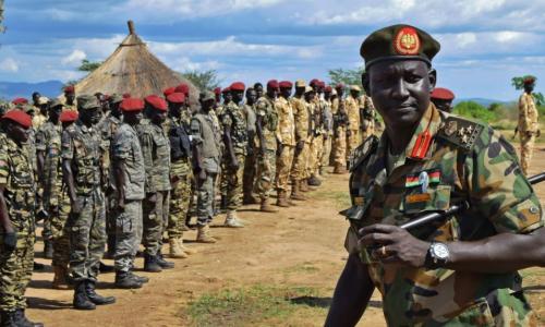 Đoàn bác sĩ Việt Nam đầu tiên tới Nam Sudan thực hiện nhiệm vụ gìn giữ hòa bình LHQ