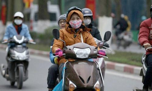 Miền Bắc tiếp tục chìm trong không khí lạnh, Hà Nội chỉ 19 độ
