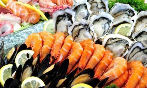 """6 món ăn từ hải sản tốt cho quý ông """"trục trặc"""""""