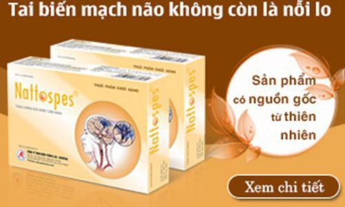 Cẩn trọng với quảng cáo thực phẩm bảo vệ sức khỏe Nattospes trên các website