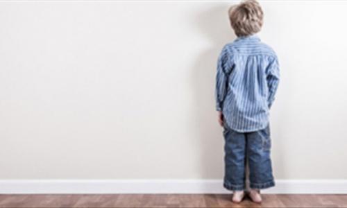 Úp mặt vào tường - Bài tập nhỏ, tác dụng lớn