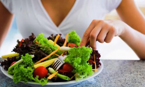Khỏe bởi ăn chay đúng cách