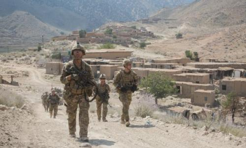 Bầu cử lịch sử tại Afghanistan