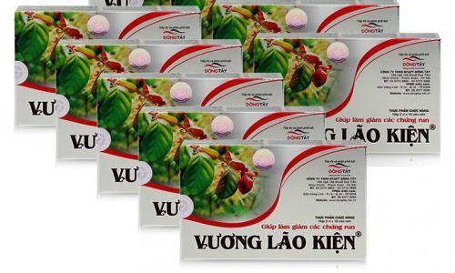 Sản phẩm Vương Lão Kiện được quảng cáo sai sự thật trên một số trang web