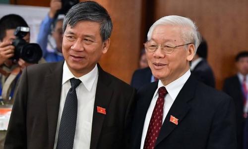 Lãnh đạo các nước gửi điện mừng Tổng Bí thư Nguyễn Phú Trọng được bầu làm Chủ tịch nước