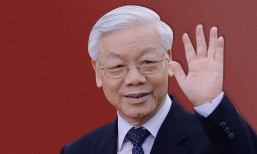 Kỳ họp thứ 6, Quốc hội khóa XIV: Tổng Bí thư Nguyễn Phú Trọng được Quốc hội bầu giữ chức Chủ tịch nước
