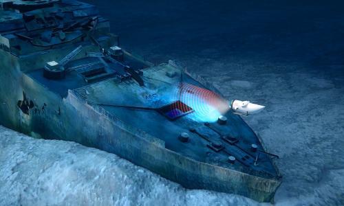 Tỷ phú Australia mơ đóng tàu Titanic phiên bản II